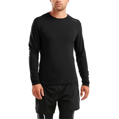 T-Shirt 2XU HEAT Manches Longues Noir 2020
